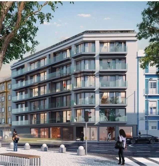 3 Bedroom Apartment Lisbon, Lisbon Ref: ASA051