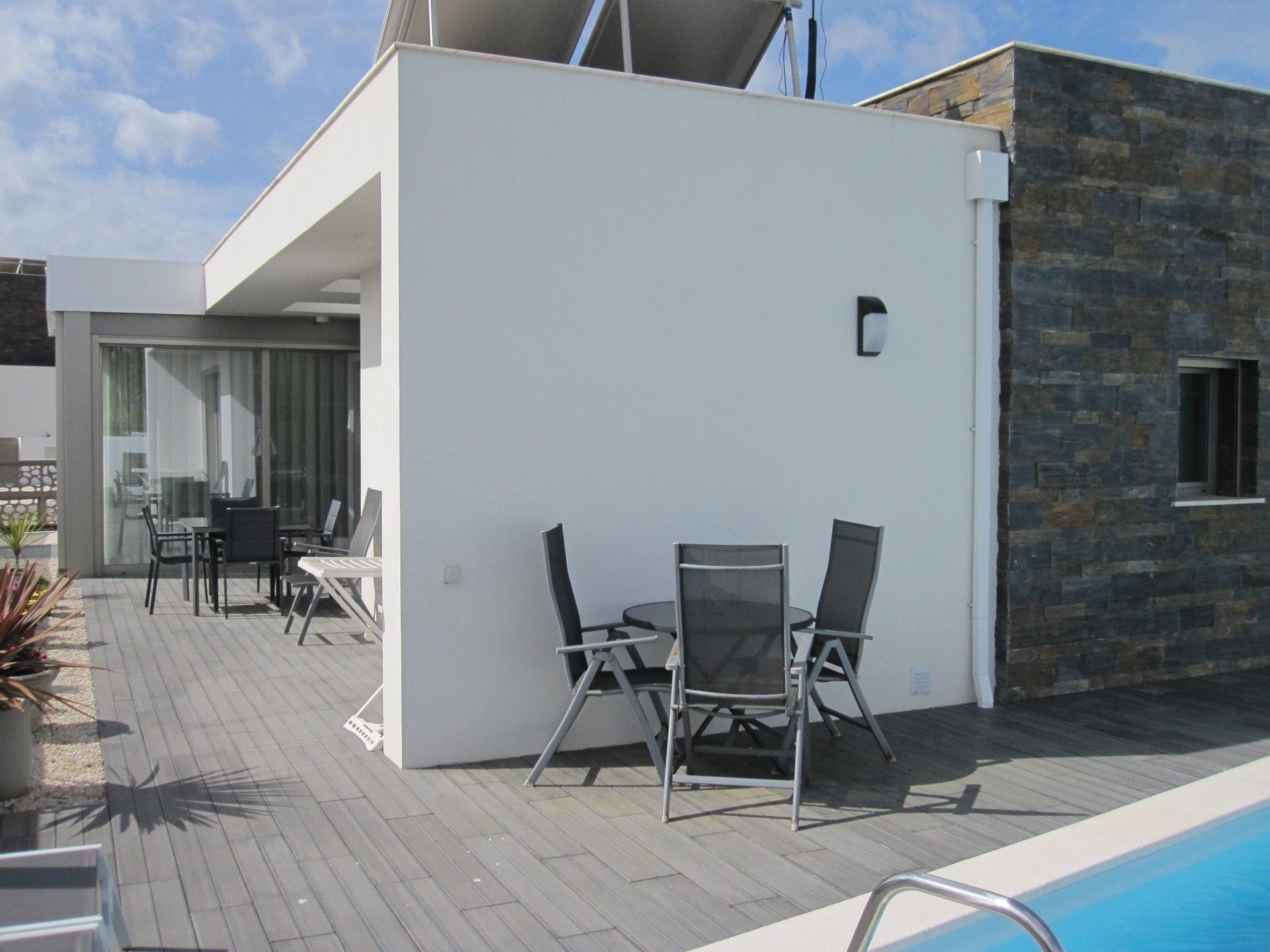 3 Bedroom Villa Sao Martinho do Porto, Silver Coast Ref: AV2112