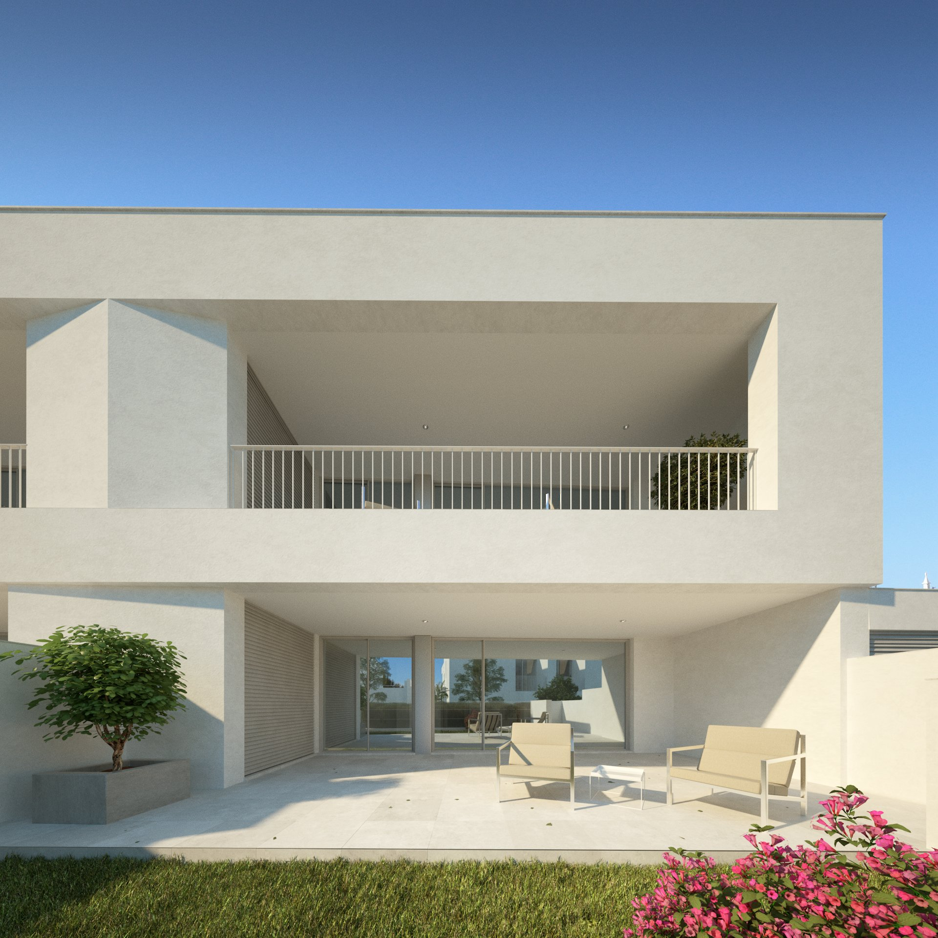 3 Bedroom Townhouse Lagos, Western Algarve Ref: GV618