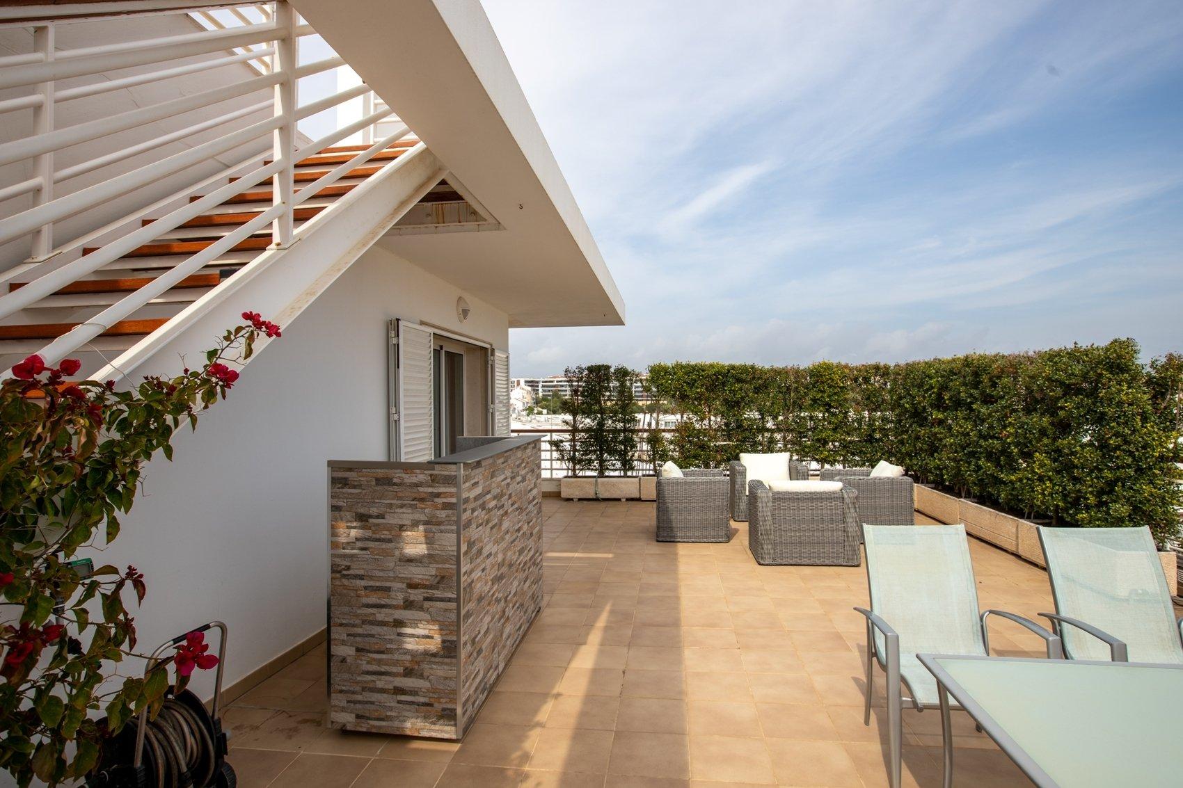 4 Bedroom Penthouse Lagos, Western Algarve Ref: GA404