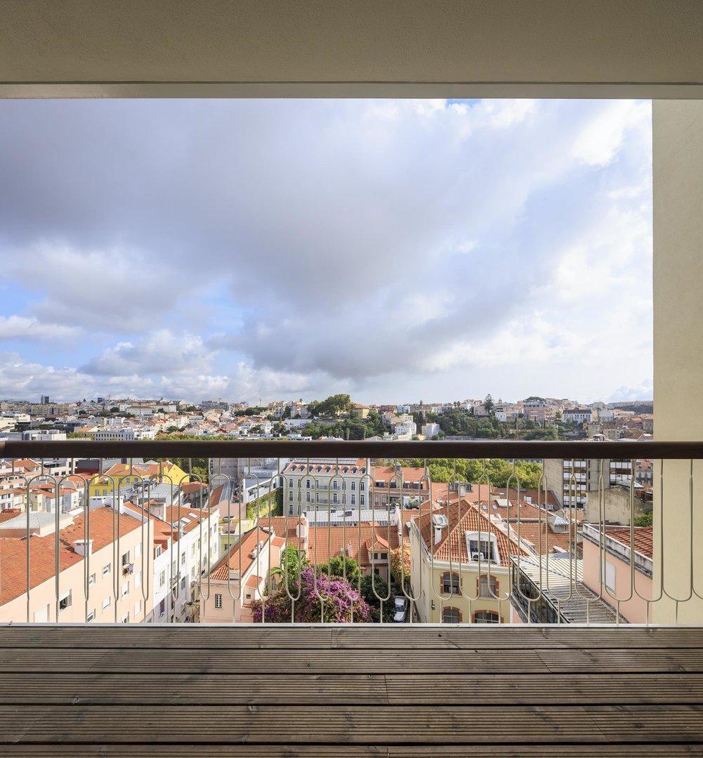 1 Bedroom Apartment Lisbon, Lisbon Ref: ASA127