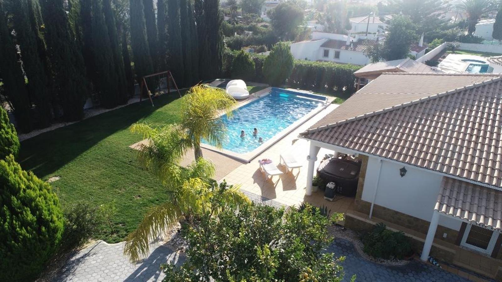 4 Bedroom Villa Praia da Luz, Western Algarve Ref: GV621