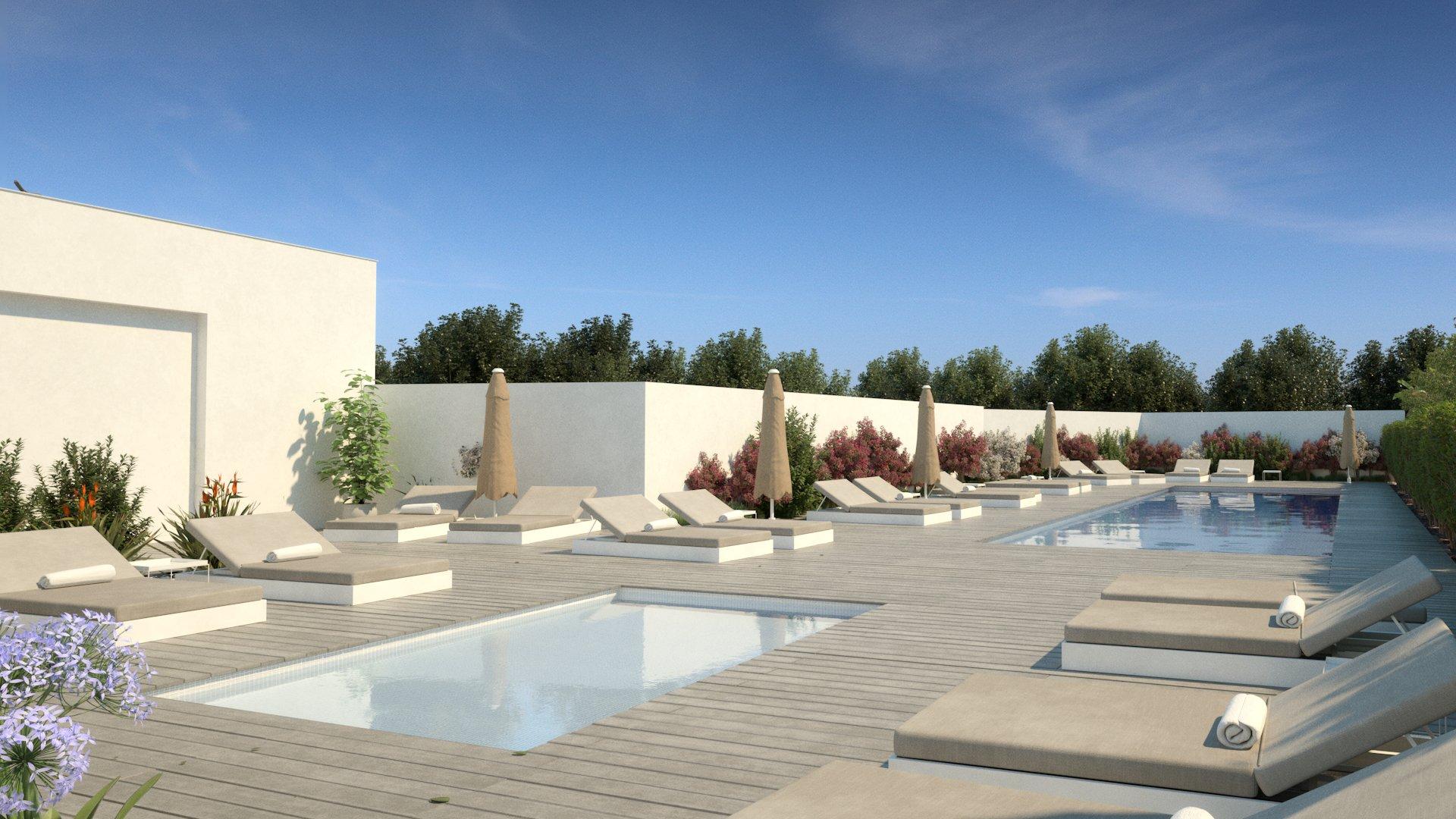 2 Bedroom Apartment Lagos, Western Algarve Ref: GA409B
