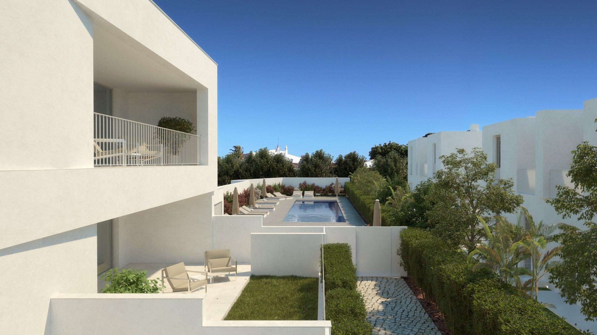 2 Bedroom Apartment Lagos, Western Algarve Ref: GA409H