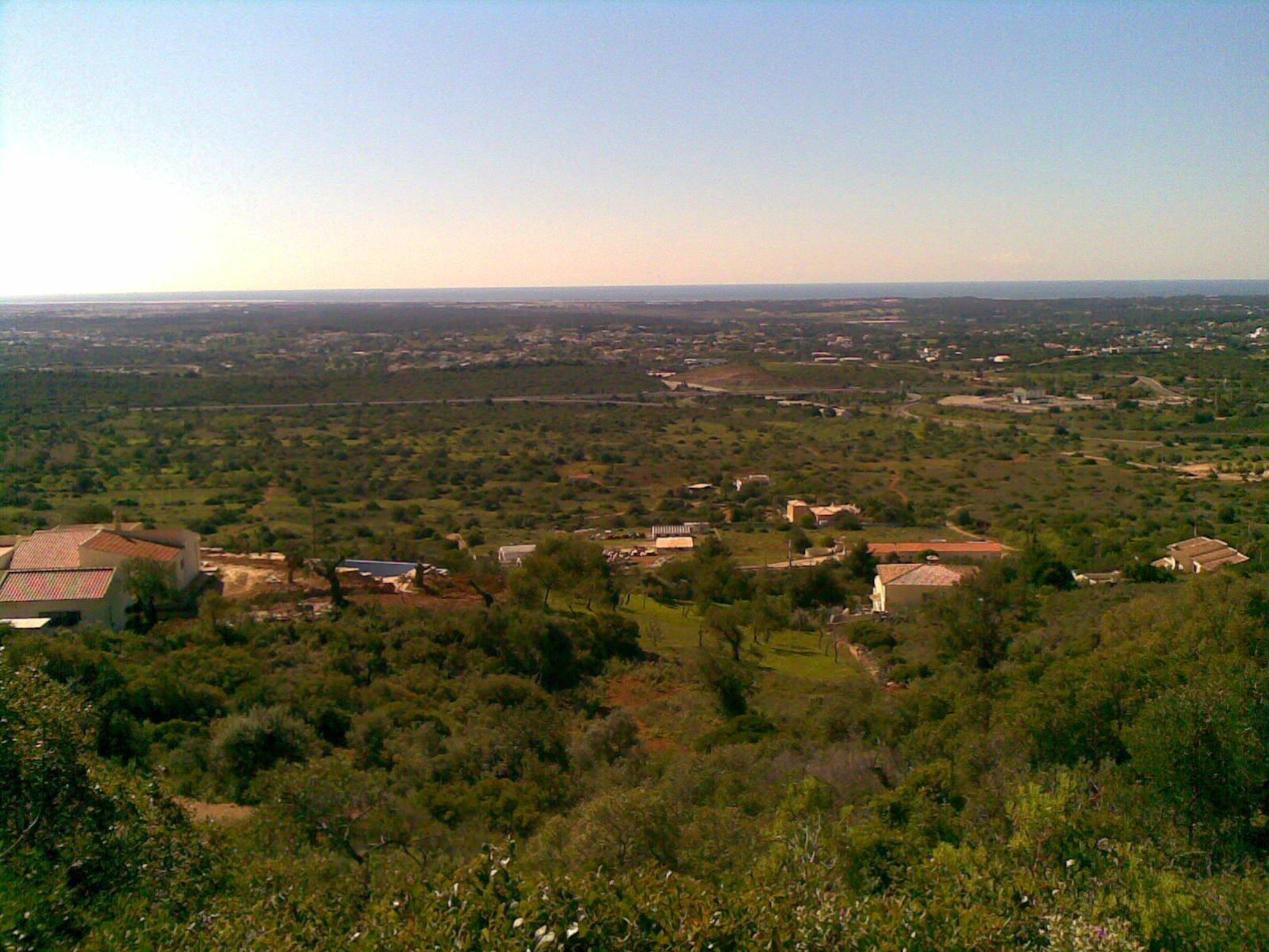 Plot Santa Barbara de Nexe, Central Algarve Ref: PP3202