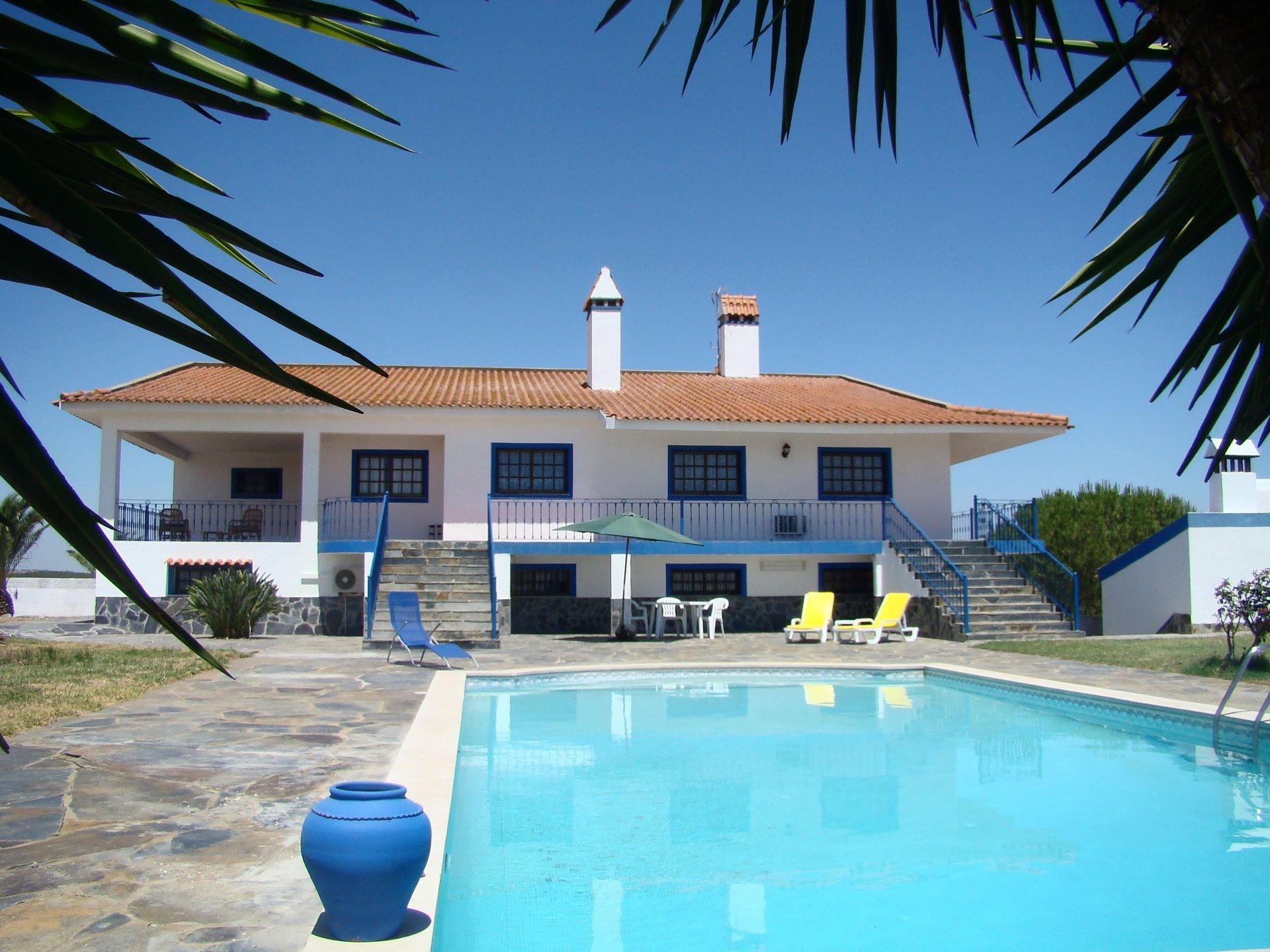 7 Bedroom Villa Reguengos de Monsaraz, Alentejo Ref: ASV211