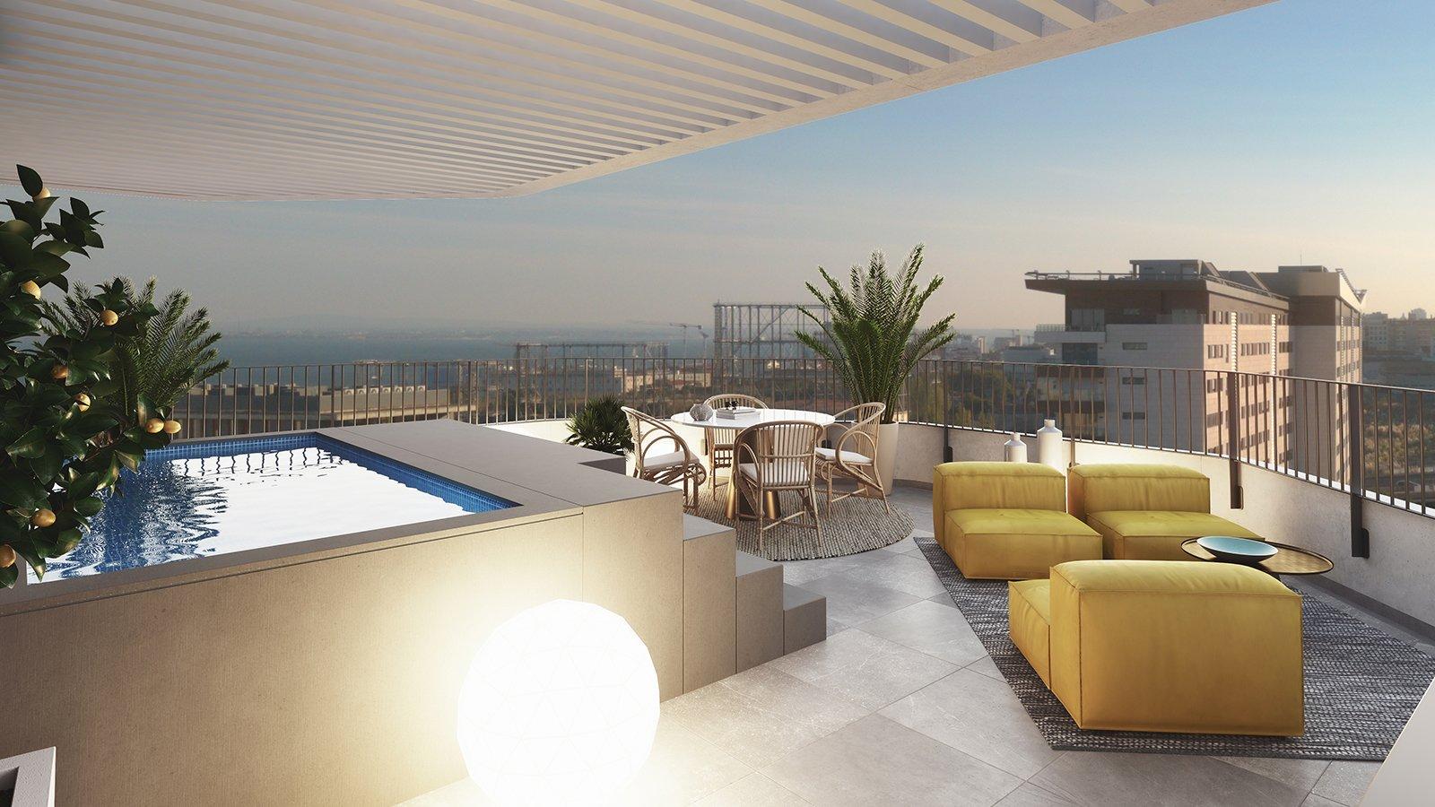 2 Bedroom Apartment Lisbon, Lisbon Ref: ASA143E