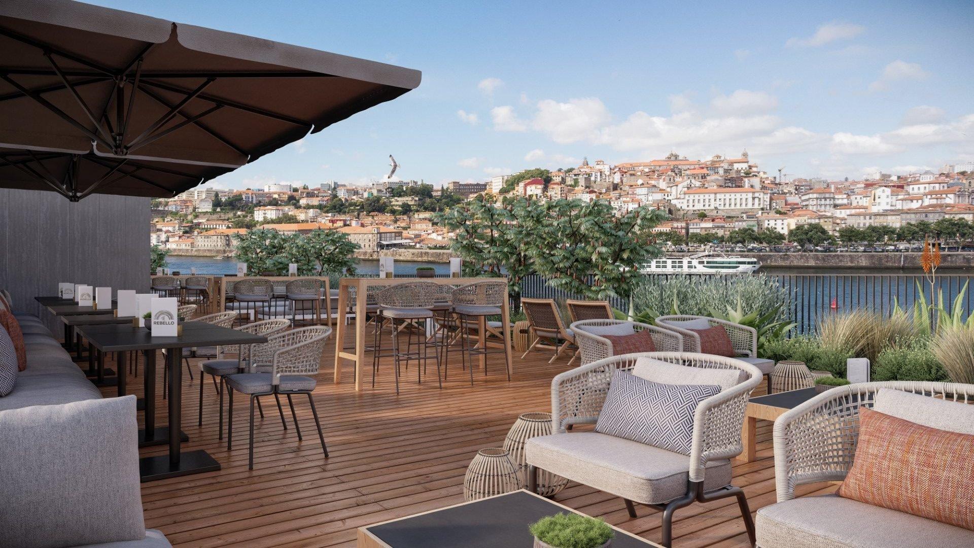 3 Bedroom Apartment Vila Nova de Gaia, Porto Ref: ASA223B