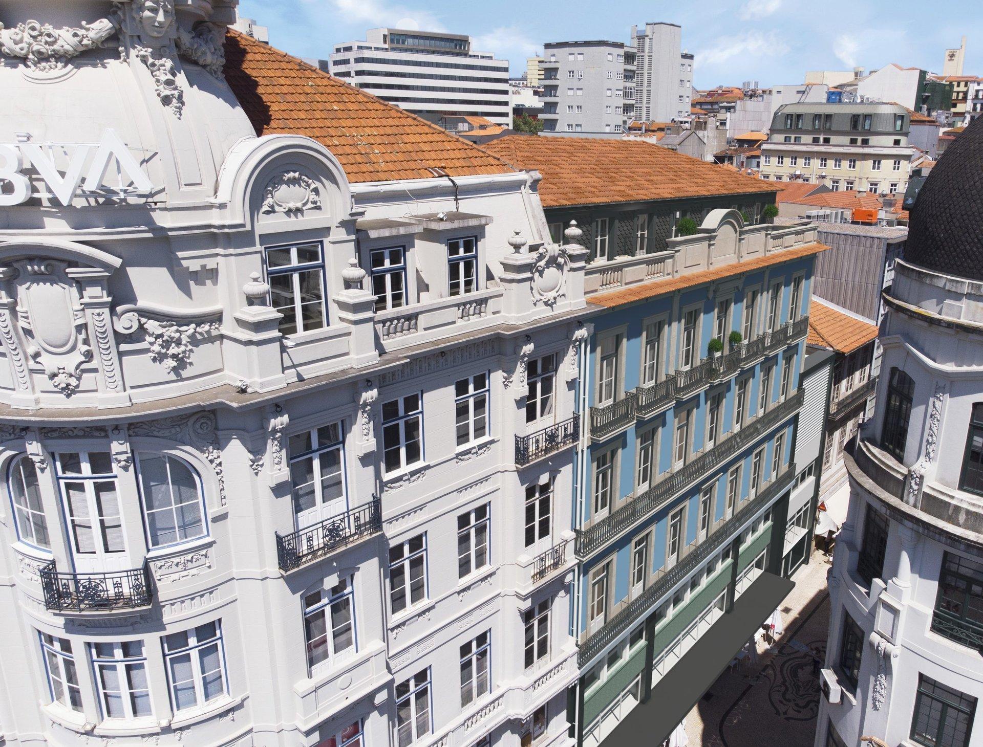 2 Bedroom Apartment Porto, Porto Ref: ASA222B