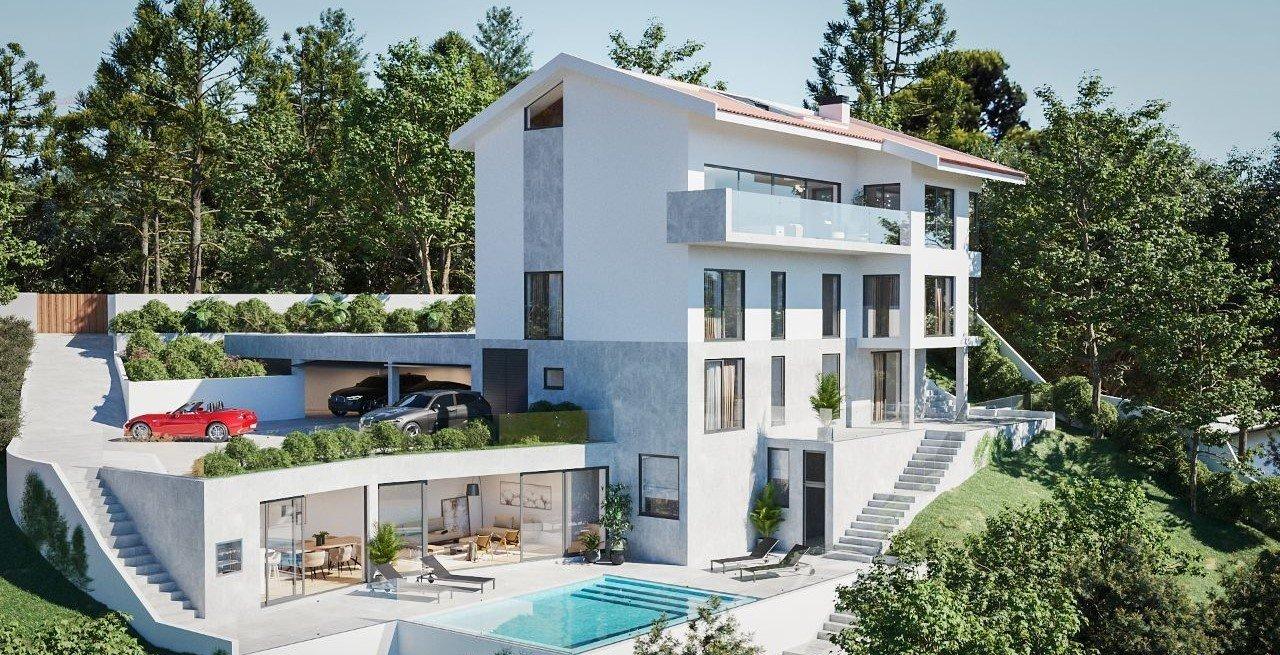 7 Bedroom Villa Cascais, Lisbon Ref: ASV1234