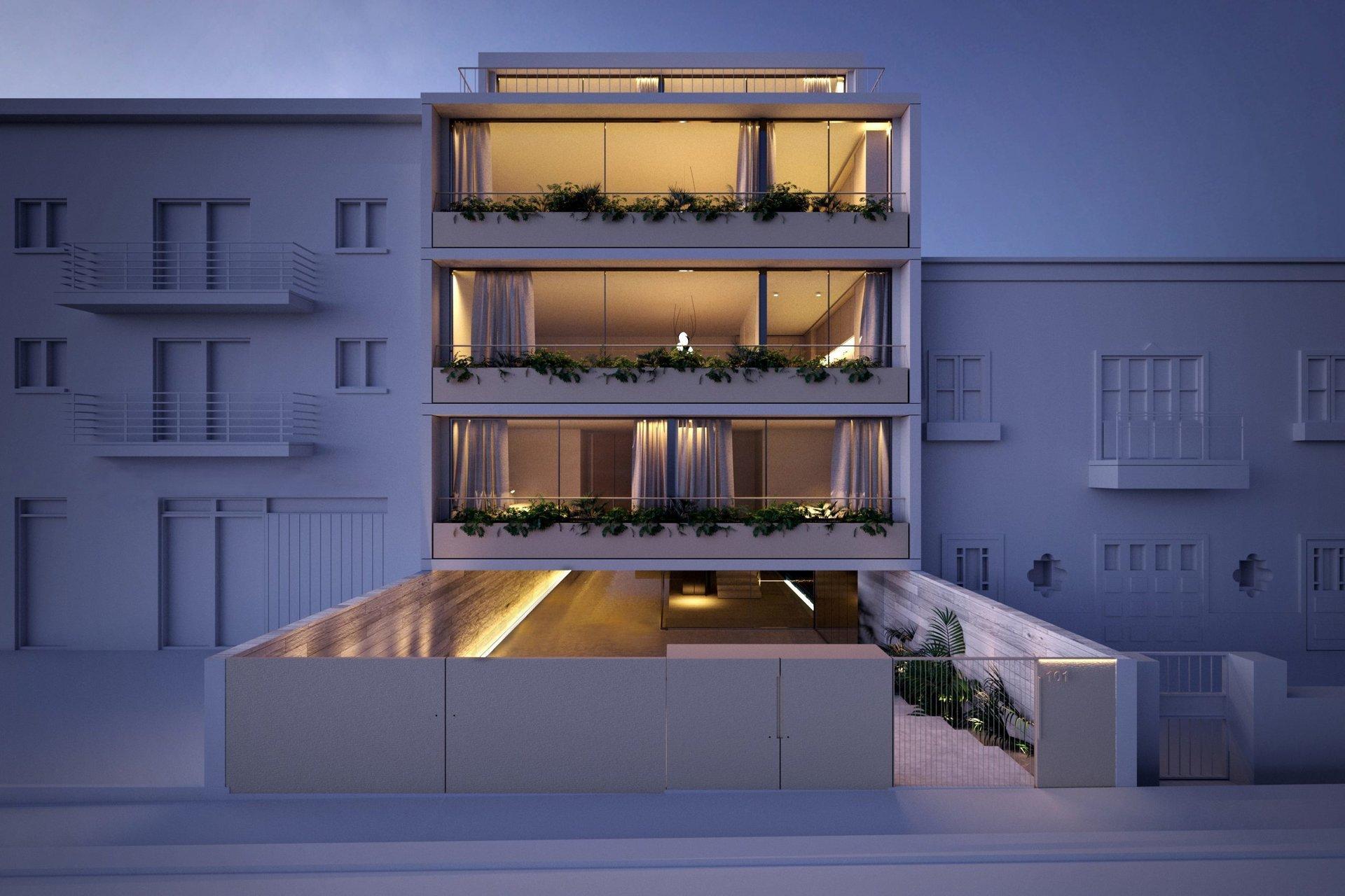 2 Bedroom Apartment Matosinhos, Porto Ref: ASA220A