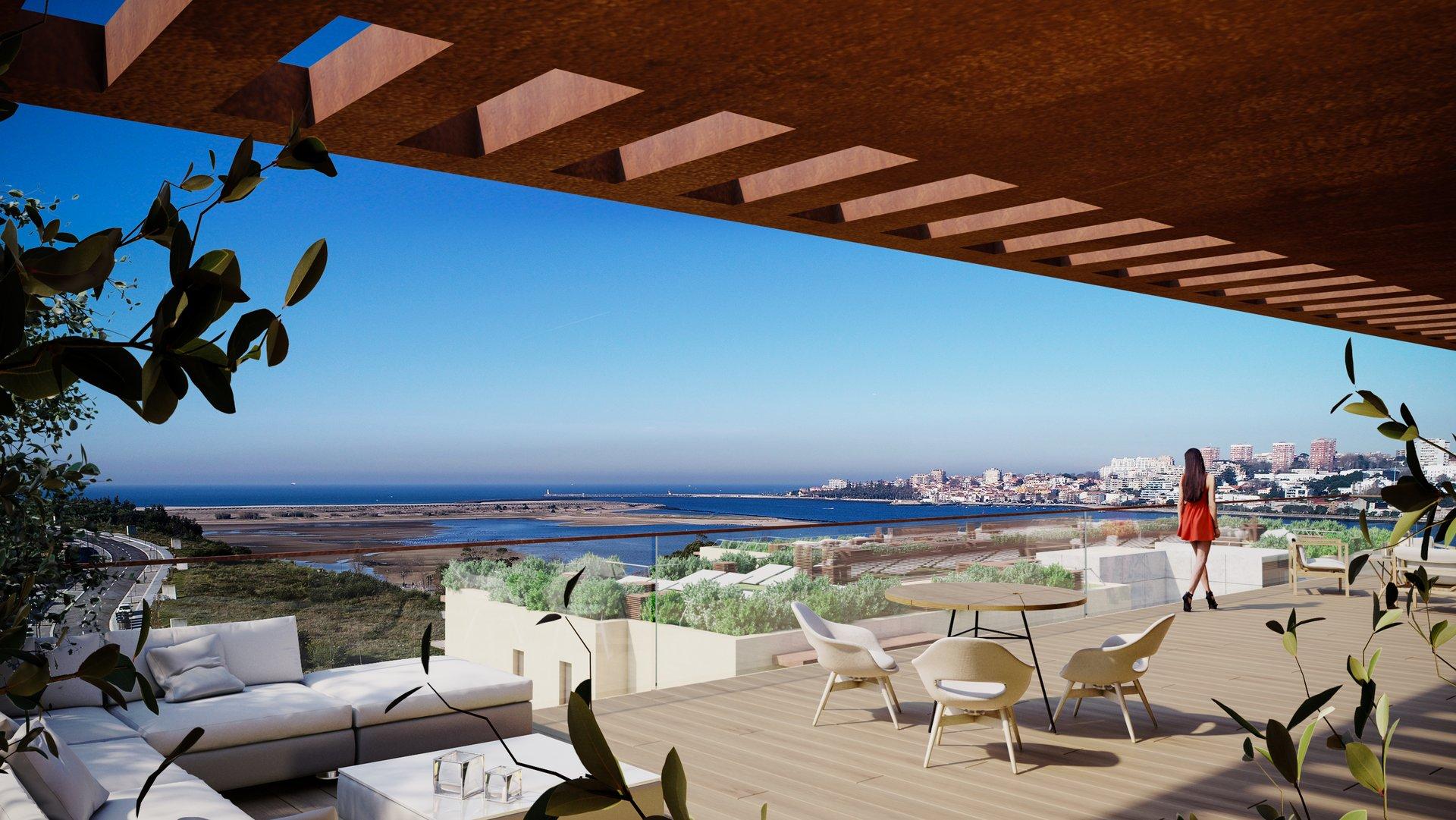 3 Bedroom Apartment Vila Nova de Gaia, Porto Ref: ASA215E