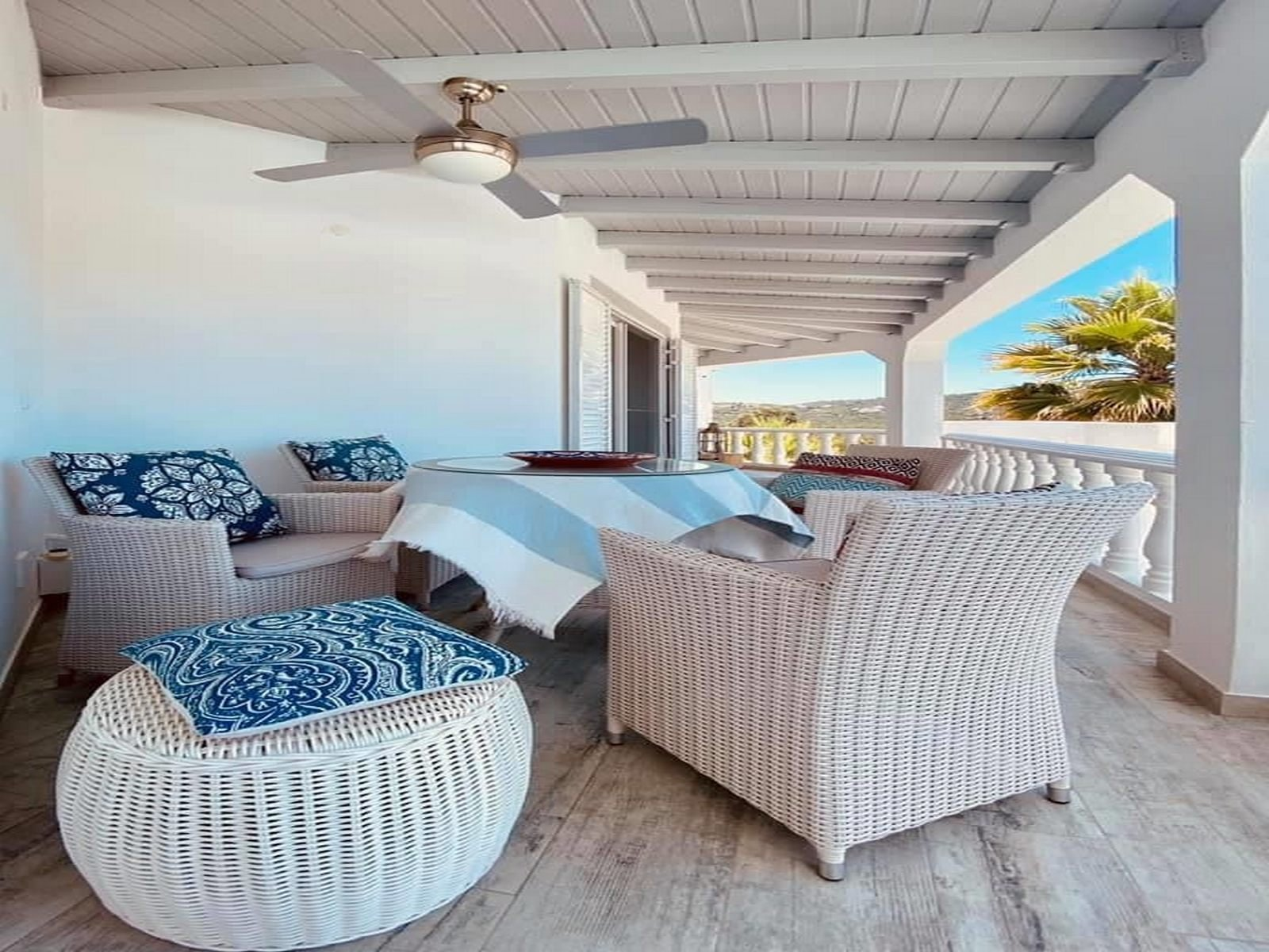 3 Bedroom Villa Sao Bras de Alportel, Central Algarve Ref: PV3636