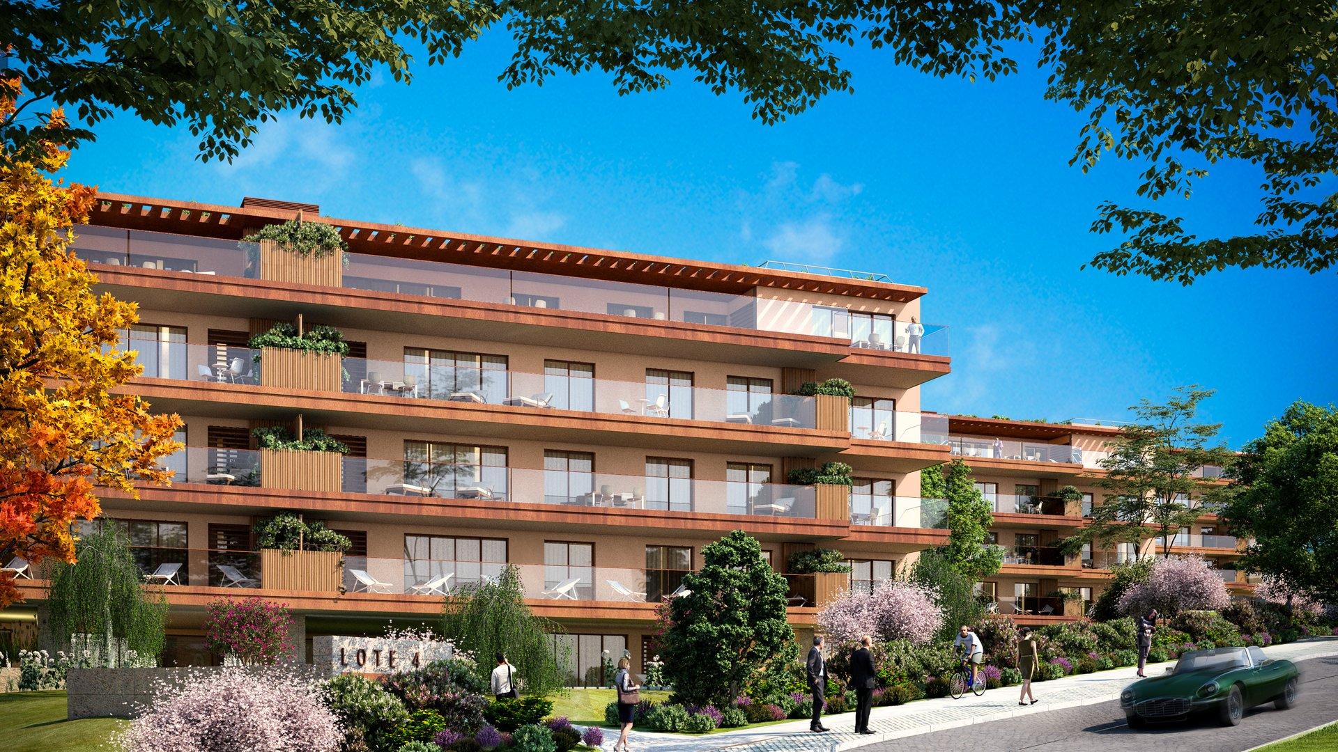 4 Bedroom Apartment Vila Nova de Gaia, Porto Ref: ASA215F