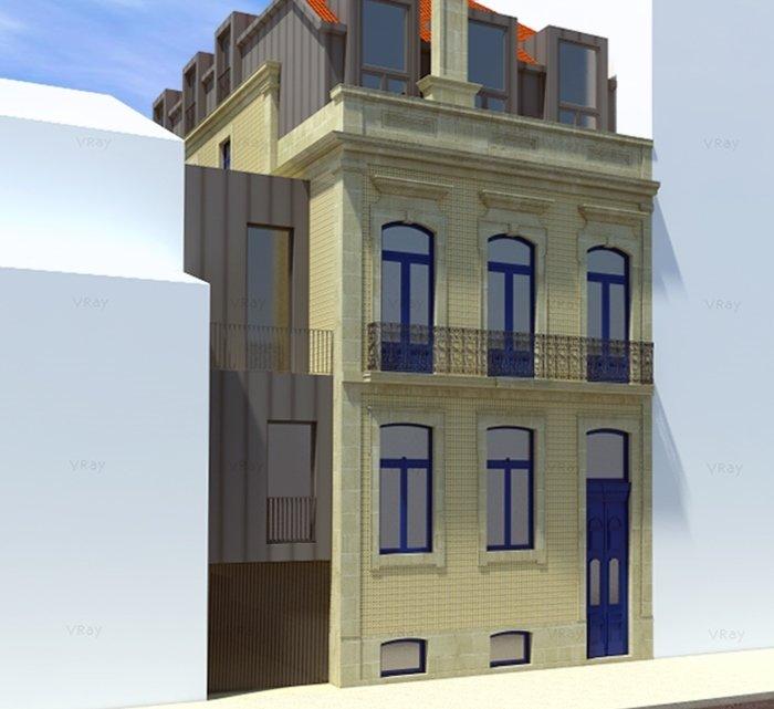 3 Bedroom Apartment Porto, Porto Ref: ASA227A