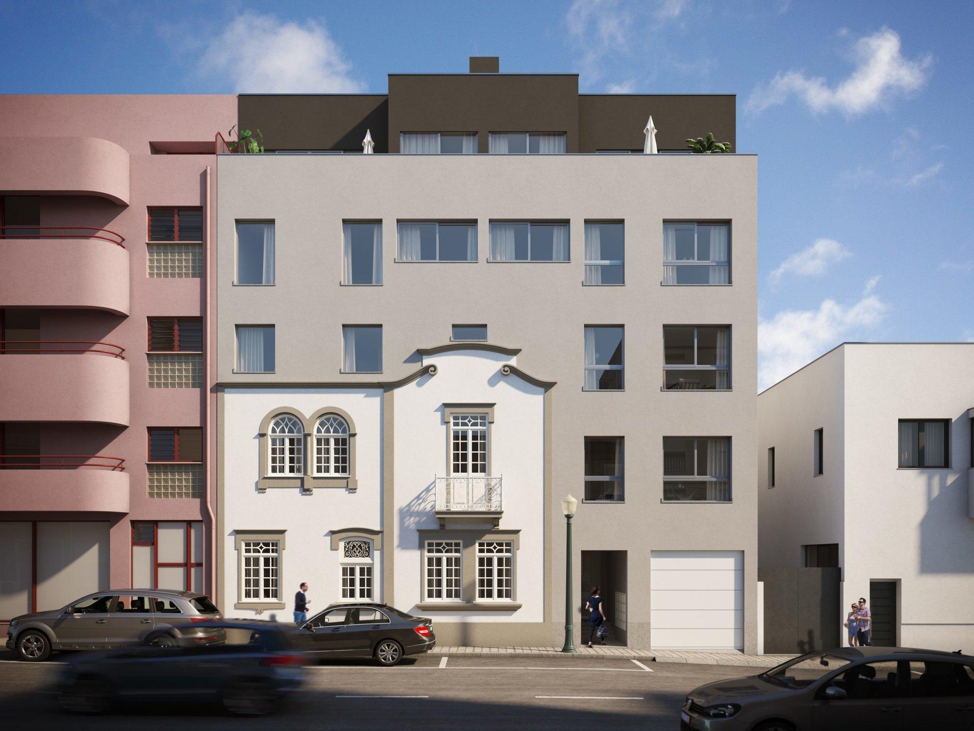 2 Bedroom Apartment Porto, Porto Ref: ASA229B