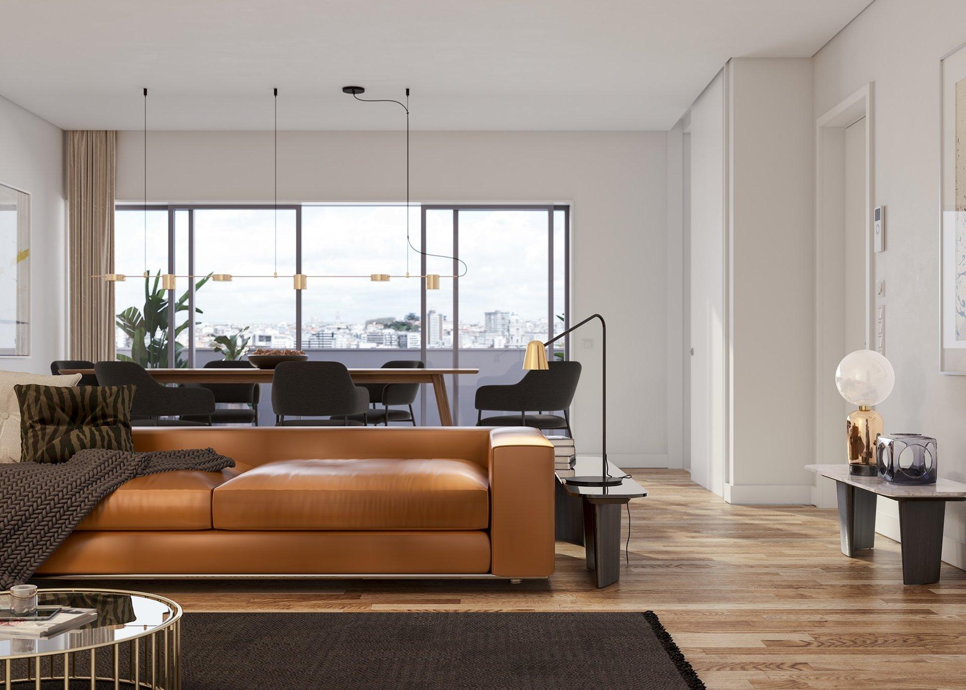 3 Bedroom Apartment Porto, Porto Ref: ASA229D