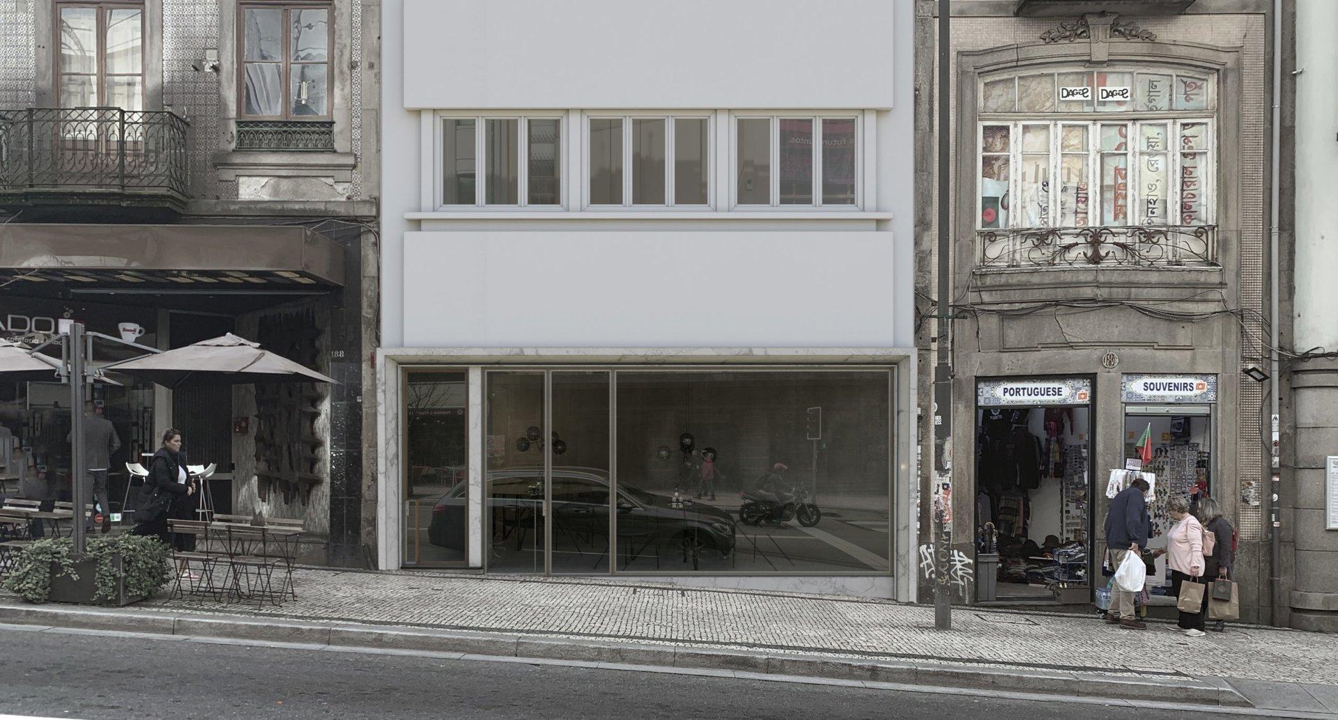 2 Bedroom Apartment Porto, Porto Ref: ASA230B