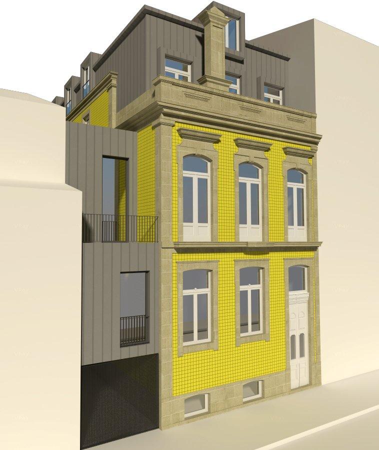 1 Bedroom Apartment Porto, Porto Ref: ASA227B