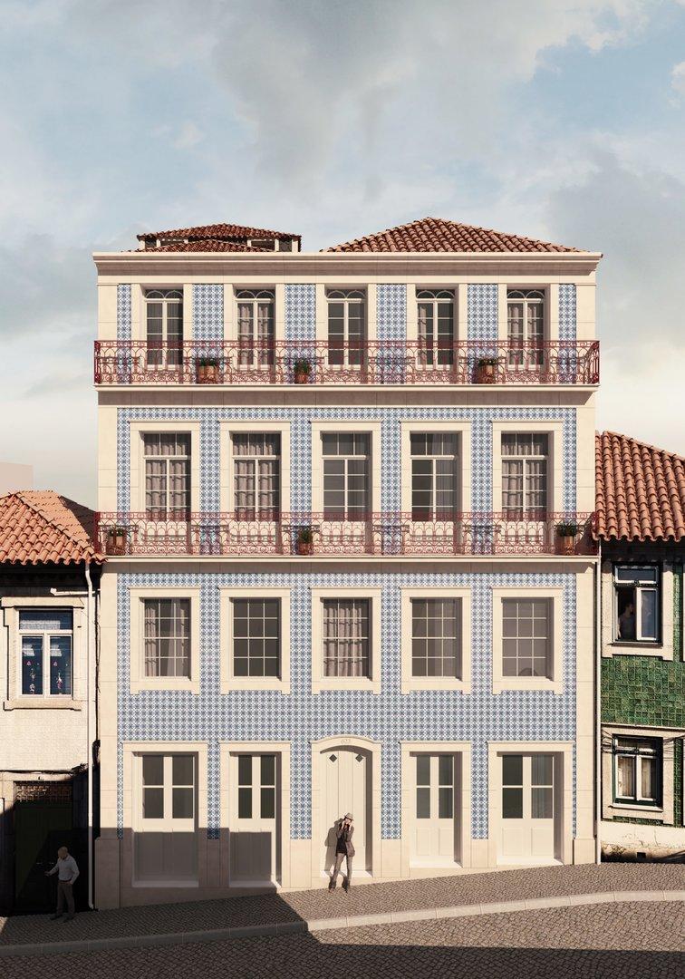 2 Bedroom Apartment Vila Nova de Gaia, Porto Ref: ASA226B