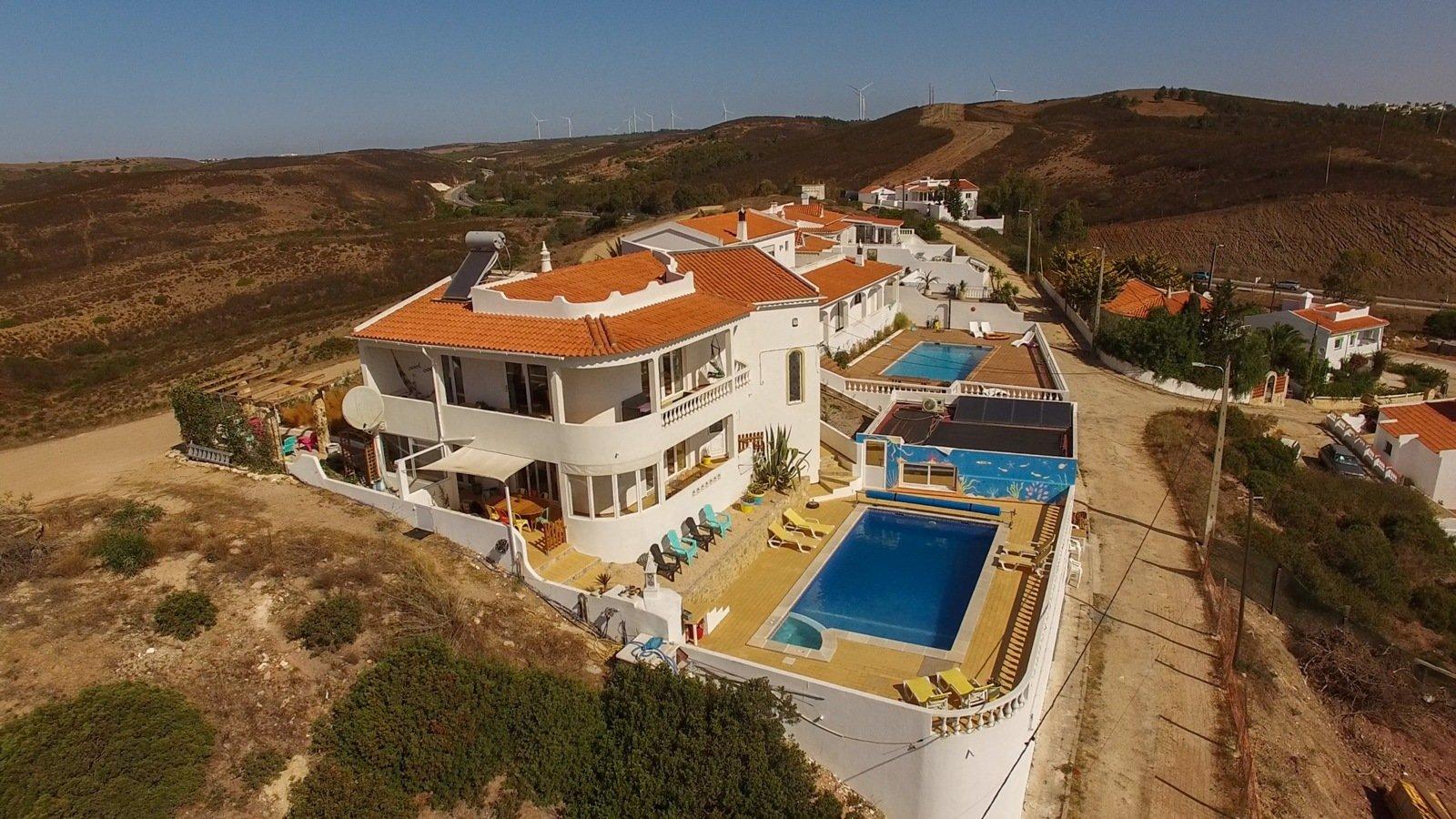 6 Bedroom Villa Budens, Western Algarve Ref: GV630
