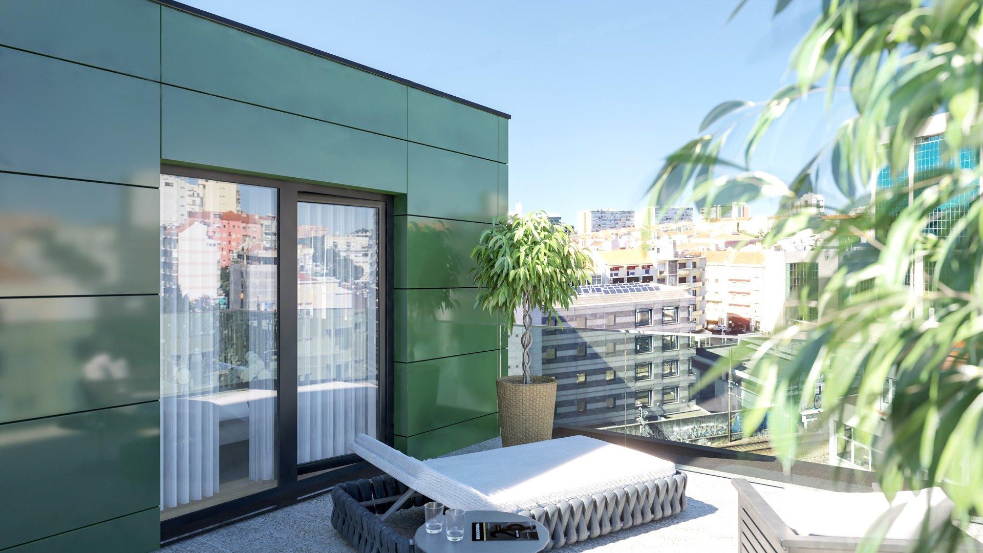 3 Bedroom Apartment Lisbon, Lisbon Ref: ASA175D