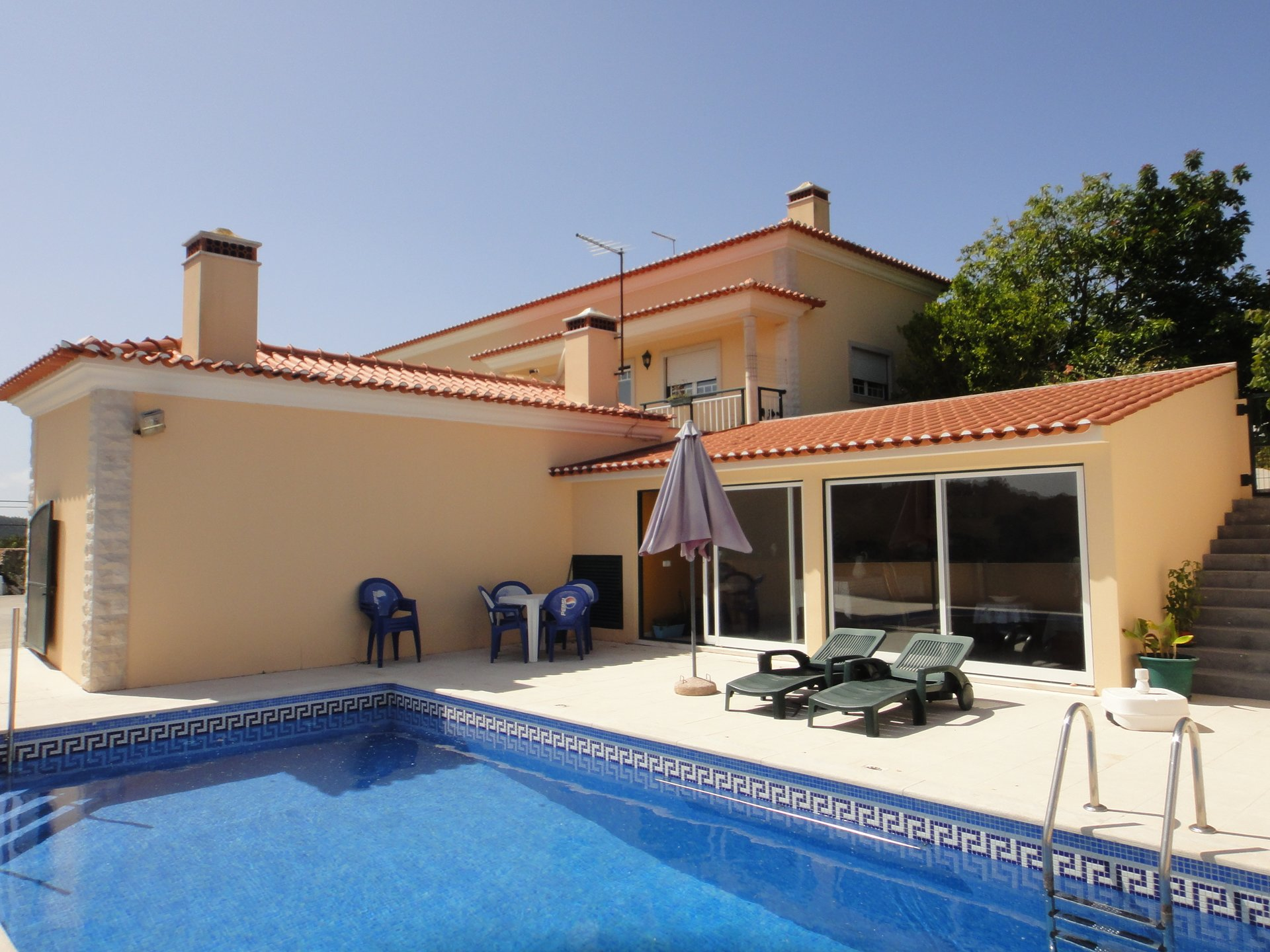 5 Bedroom Villa Alcobaca, Silver Coast Ref: AV2126