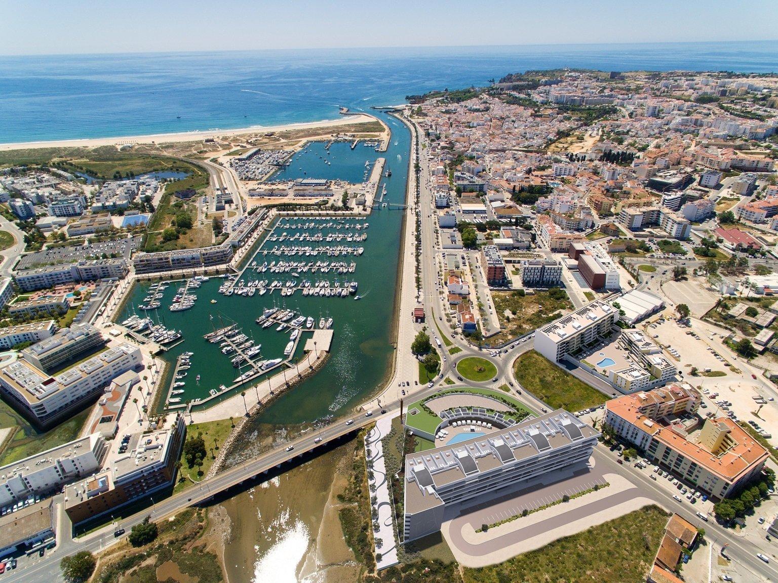 2 Bedroom Apartment Lagos, Western Algarve Ref: GA412A