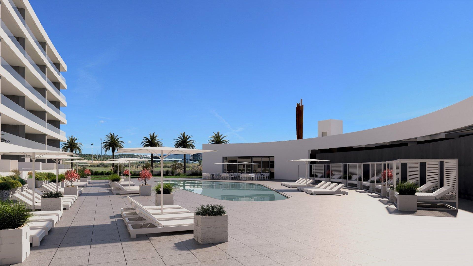 3 Bedroom Apartment Lagos, Western Algarve Ref: GA412B