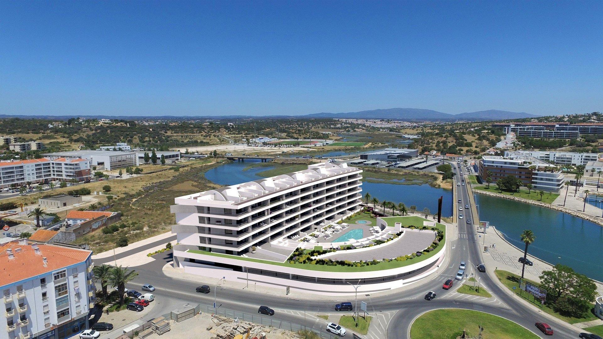 3 Bedroom Penthouse Lagos, Western Algarve Ref: GA412D