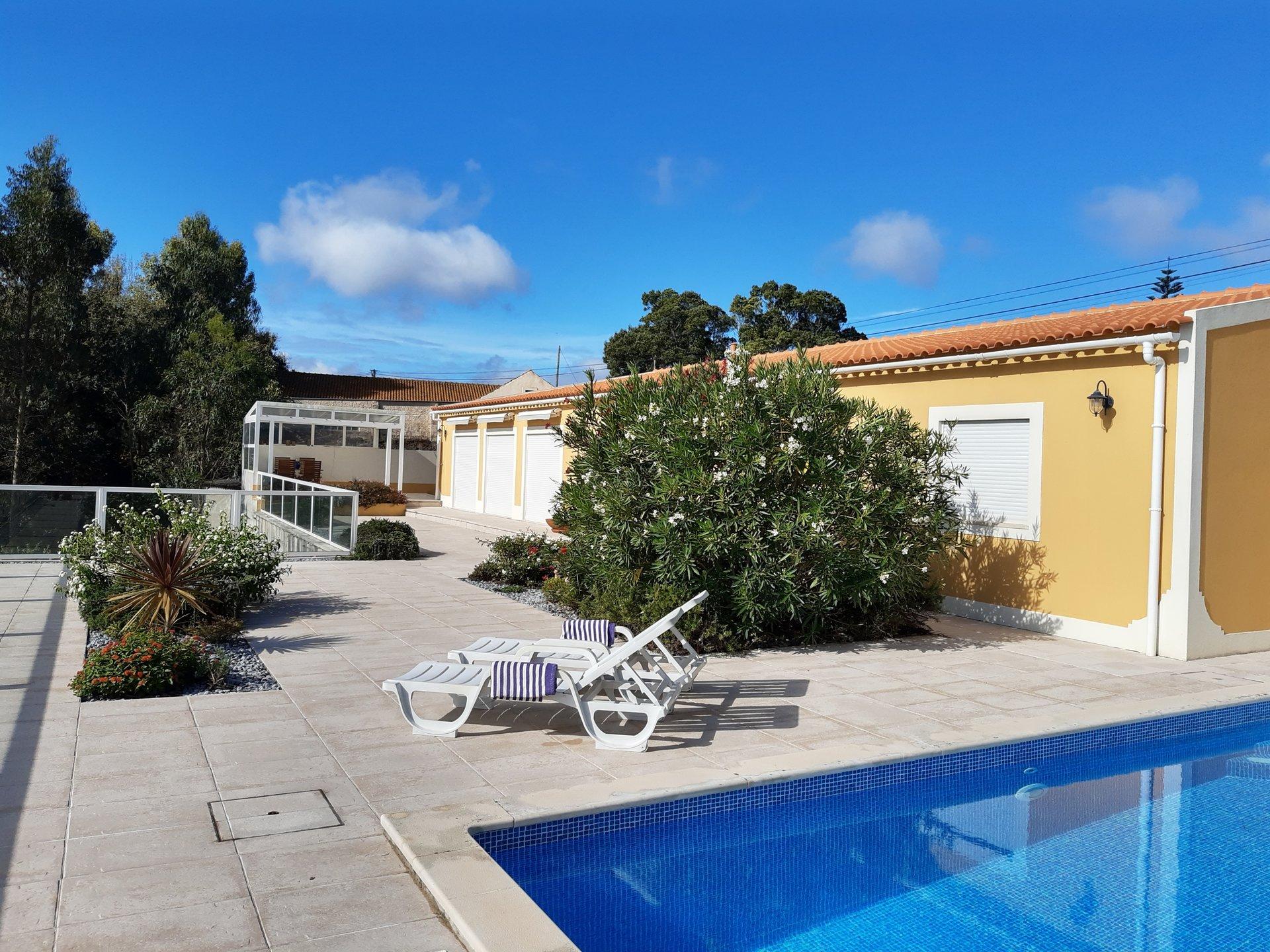 3 Bedroom Villa Alcobaca, Silver Coast Ref: AV2127