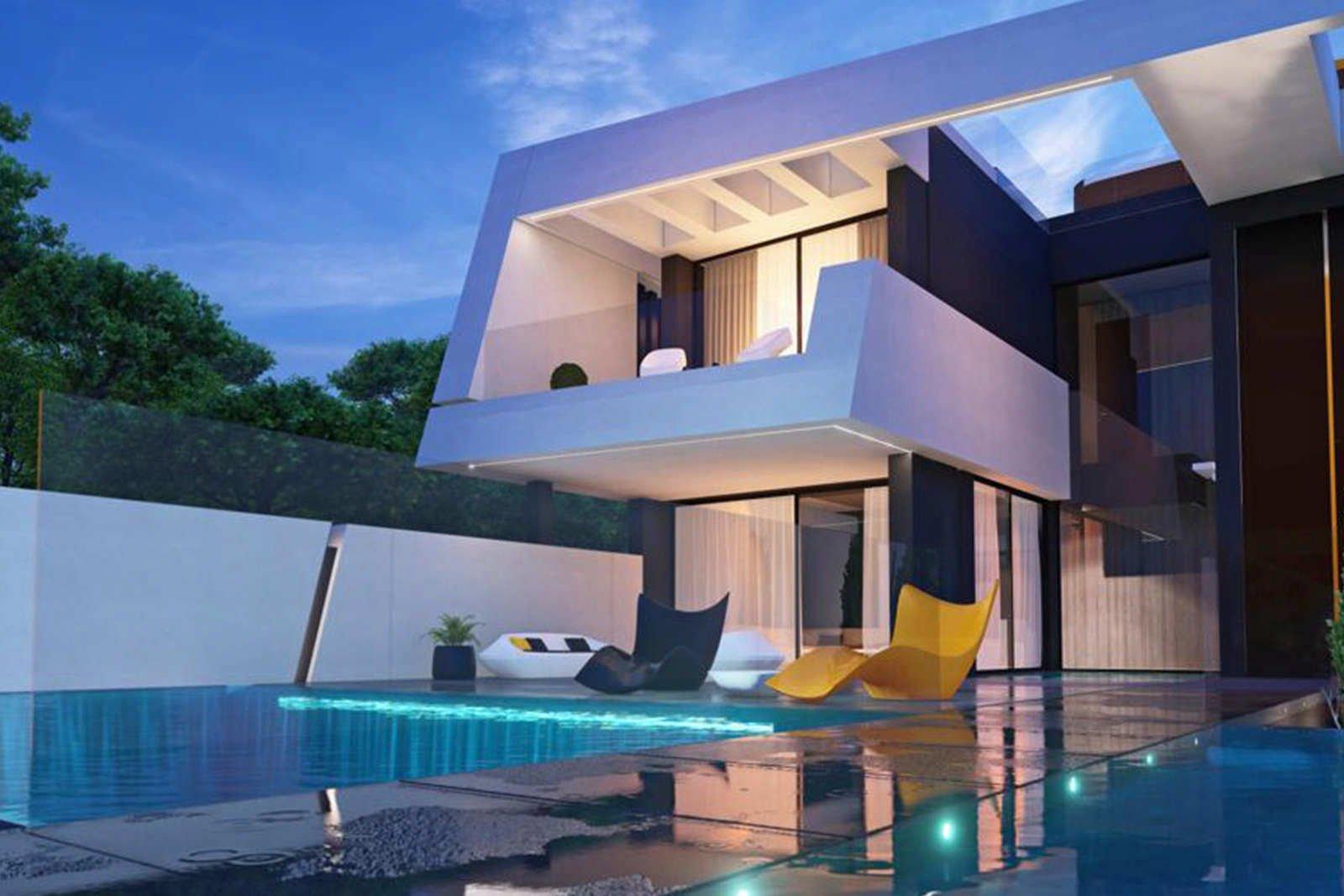 5 Bedroom Villa Vilamoura, Central Algarve Ref: PV3642