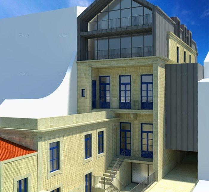 2 Bedroom Apartment Porto, Porto Ref: ASA227C