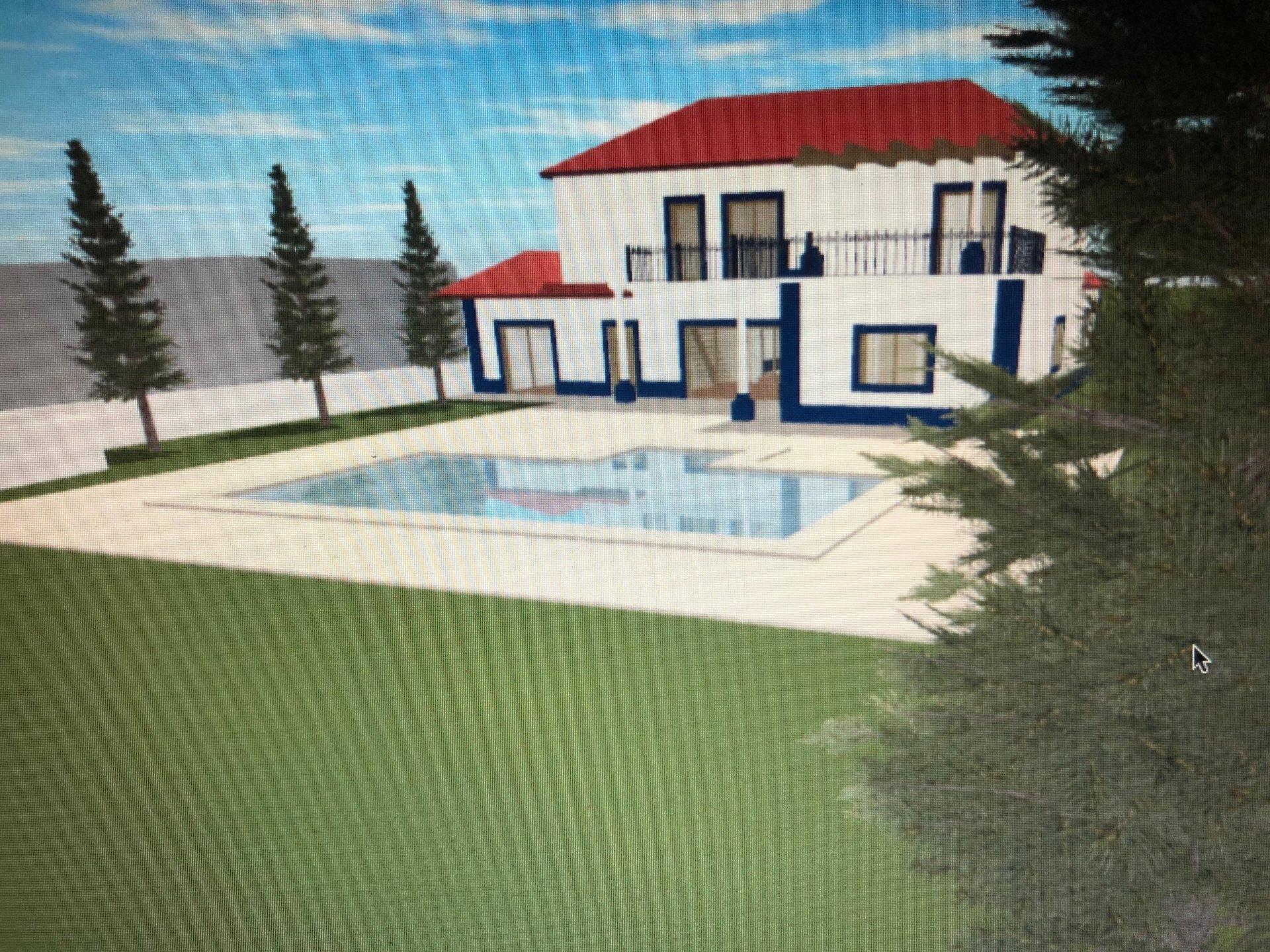 5 Bedroom Villa Caldas da Rainha, Silver Coast Ref: AV2132