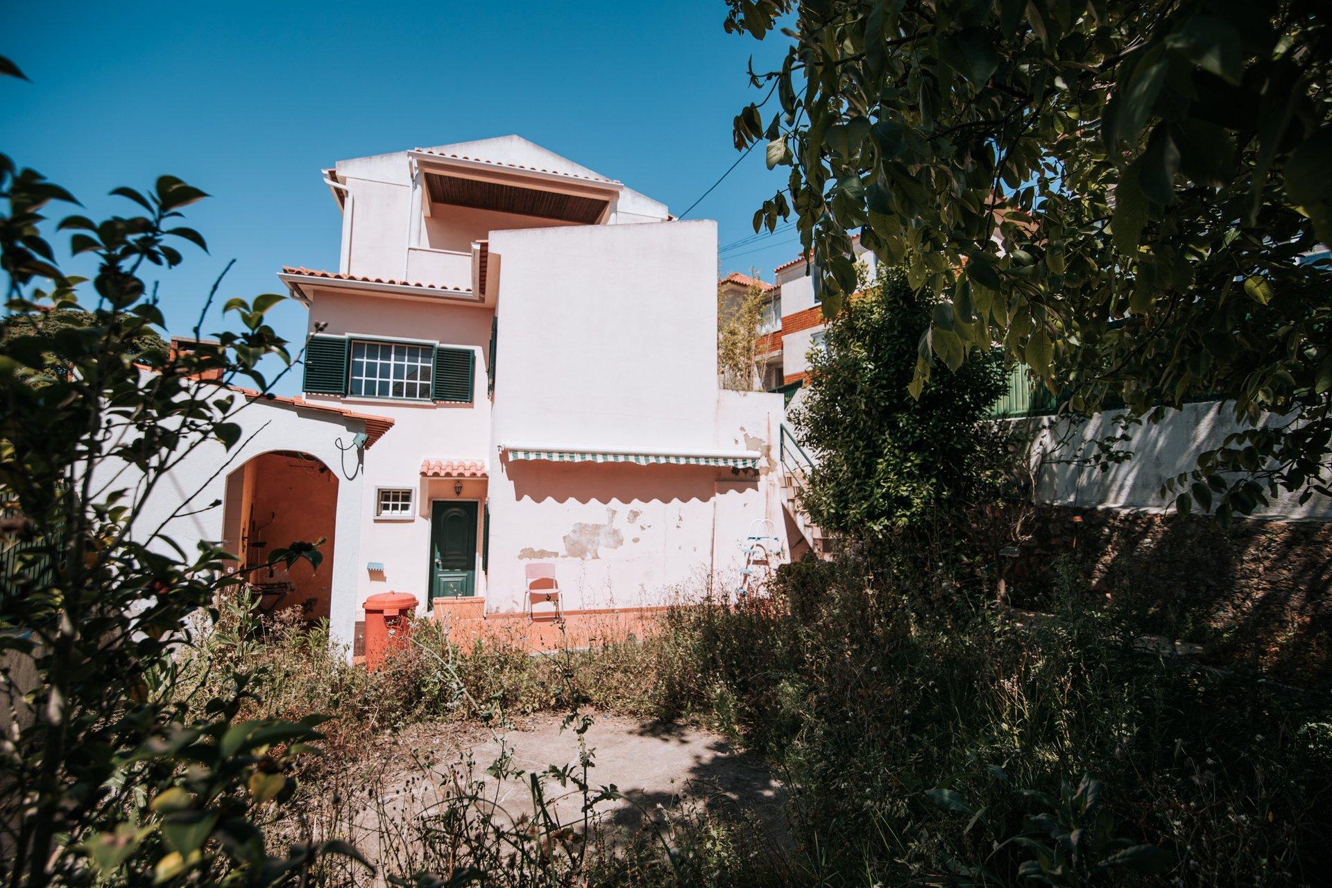 5 Bedroom House Cascais, Lisbon Ref: ASV253