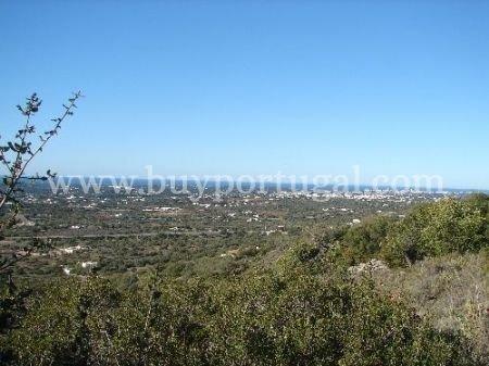 6 Bedroom Plot Santa Barbara de Nexe, Central Algarve Ref: DP6075