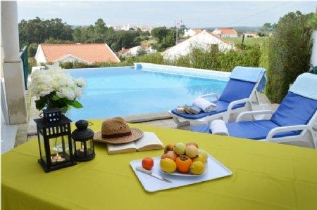 4 Bedroom Villa Nadadouro, Silver Coast Ref: AV1598