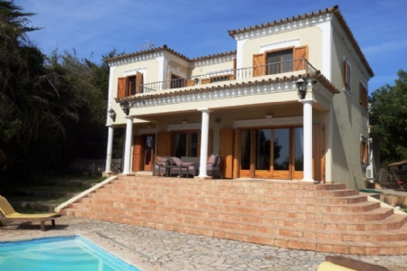 3 Bedroom Villa Santa Barbara de Nexe, Central Algarve Ref: BV1362
