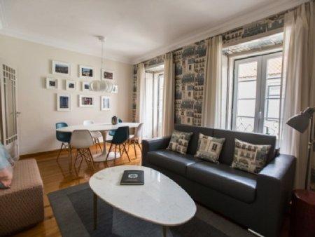 2 Bedroom Apartment Lisbon, Lisbon Ref: AAL6
