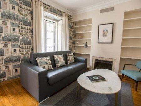 2 Bedroom Apartment Lisbon, Lisbon Ref: AAM6