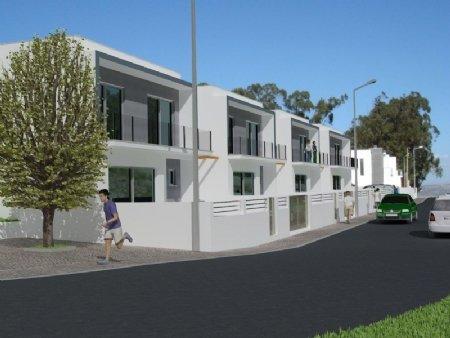 3 Bedroom Townhouse Sao Martinho do Porto, Silver Coast Ref: AV1812