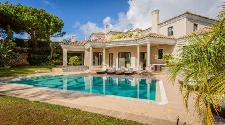 5 Bedroom Villa Quinta Do Lago, Central Algarve Ref: AVA18