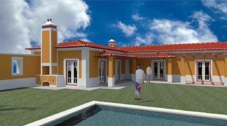 3 Bedroom Villa Caldas da Rainha, Silver Coast Ref: AV1876